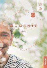 Momente A1.2 Arbeitsbuch+ App HUEBER