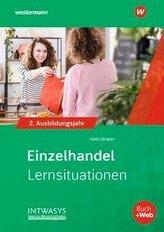 Einzelhandel nach Ausbildungsjahren. 2. Ausbildungsjahr: Lernsituationen