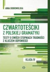 Czwartoteściki z polskiej gramatyki