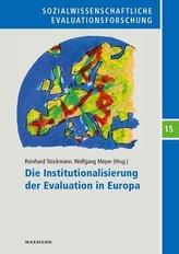 Die Institutionalisierung der Evaluation in Europa