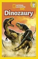 National Geographic Kids. Dinozaury. Poziom 2
