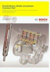Bosch. Zasobnikowe układy wtryskowe Common Rail