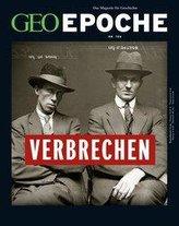 GEO Epoche / GEO Epoche 106/2020 - Verbrechen der Vergangenheit