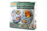 Malování na oblázky/kameny Dinosauří vejce kreativní sada v krabičce 15x14,5x4cm