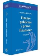Finanse publiczne i prawo finansowe w.3