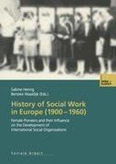 History of Social Work in Europe (1900-1960)