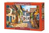 Puzzle 1000 Rue de Village CASTOR