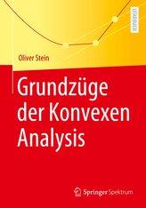 Grundzüge der Konvexen Analysis
