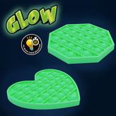 Bubble Pops Antistresová společenská hra Glow