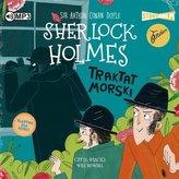 Sherlock Holmes T.7 Traktat morski audiobook