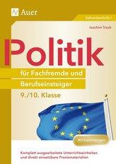 Politik für Fachfremde und Berufseinsteiger 9-10