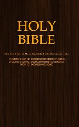 Holy Bible (binary code)