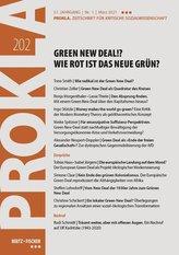 Green New Deal!? Wie rot ist das neue Grün?