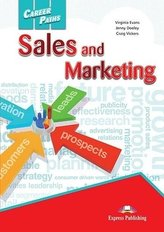 Career Paths. Sales and Marketing SB + DigiBook