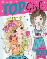 TOP Girl. Make-up