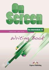 On Screen Pre-Inter B1 Writing Book