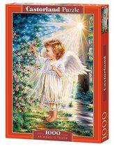 Puzzle 1000 Dotyk anioła CASTOR