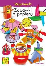 Wycinanki - Zabawki z papieru