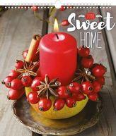 Sweet Home 2018 - nástěnný kalendář