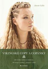 Vikingské copy a copánky - Průvodce krok za krokem