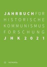 Jahrbuch für Historische Kommunismusforschung 2021