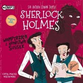 Sherlock Holmes T.8 Wampirzyca z hrabstwa Sussex
