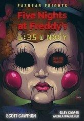 Five Nights At Freddys. 1:35 w nocy