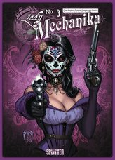 Lady Mechanika Collector\'s Edition 3