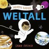 Nerdy Babys - Weltall