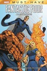 Marvel Must-Have: Fantastic Four