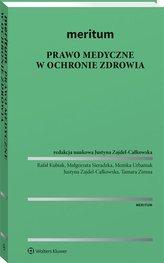 Meritum. Prawo medyczne w ochronie zdrowia