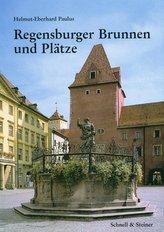Regensburger Brunnen und Plätze