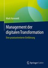 Management der digitalen Transformation