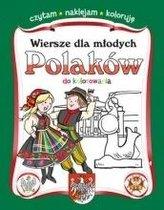 Wiersze dla młodych Polaków do kolorowania