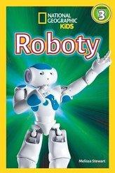 National Geographic Kids. Roboty. Poziom 3