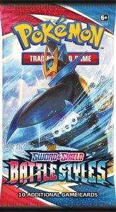 Pokémon TCG: Sword and Shield Battle Styles - Booster