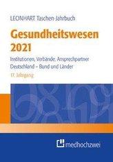 Leonhart Taschen-Jahrbuch Gesundheitswesen 2021