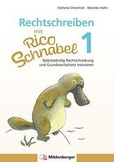 Rechtschreiben mit Rico Schnabel, Klasse 1