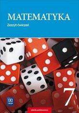 Matematyka SP 7 Zeszyt ćwiczeń WSIP