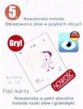 iM-Words Mini-fiszki 5 - niemiecki 50 szt.