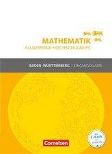 Mathematik Berufliches Gymnasium. Eingangsklasse Baden-Württemberg - Schülerbuch
