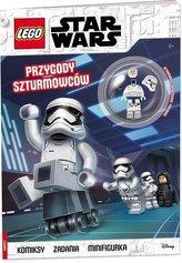 LEGO(R) Star Wars. Przygody szturmowców