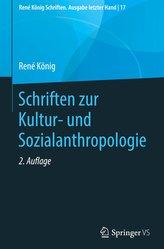 Schriften zur Kultur- und Sozialanthropologie