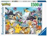 Pokémon 1500 dílků
