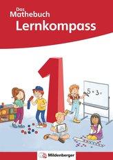 Das Mathebuch 1 - Lernkompass