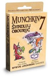 Munchkin 7/Švindluj obouruč - Karetní hra