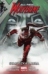 All-New Wolverine T.6 Staruszka Laura