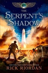 The Kane Chronicles, Book Three the Serpent\'s Shadow
