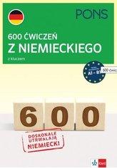 600 ćwiczeń z niemieckiego PONS
