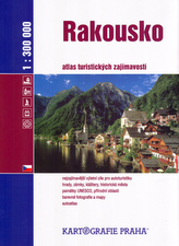 Rakousko atlas turistických zajímavostí